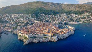 Bogactwo regionu Chorwacji