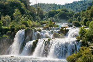 Chorwacja krainą wodospadów