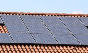 domowa elektrownia słoneczna